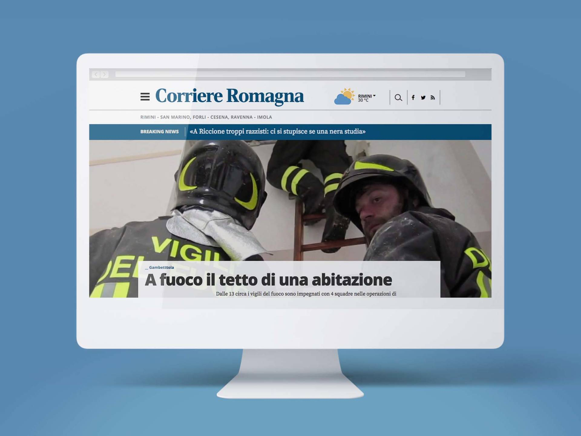 Corriere_Romagna_web_01_Wenceslau_News_Design