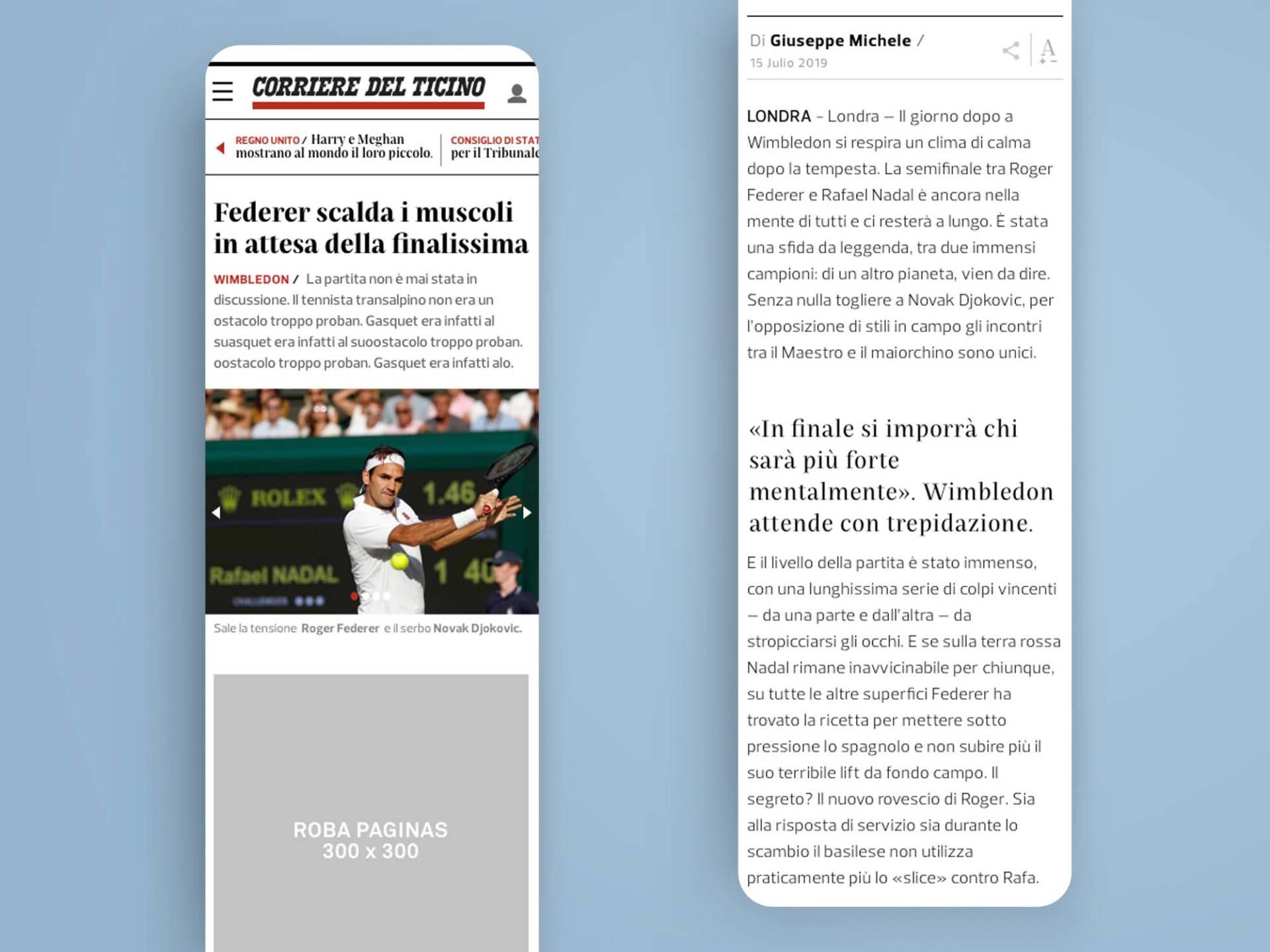 Corriere_del_Ticino web_16_Wenceslau_News_Design