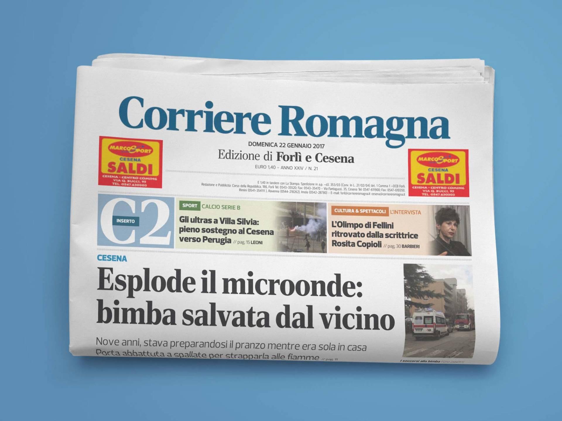Corriere_Romagna_01_Wenceslau_News_Design