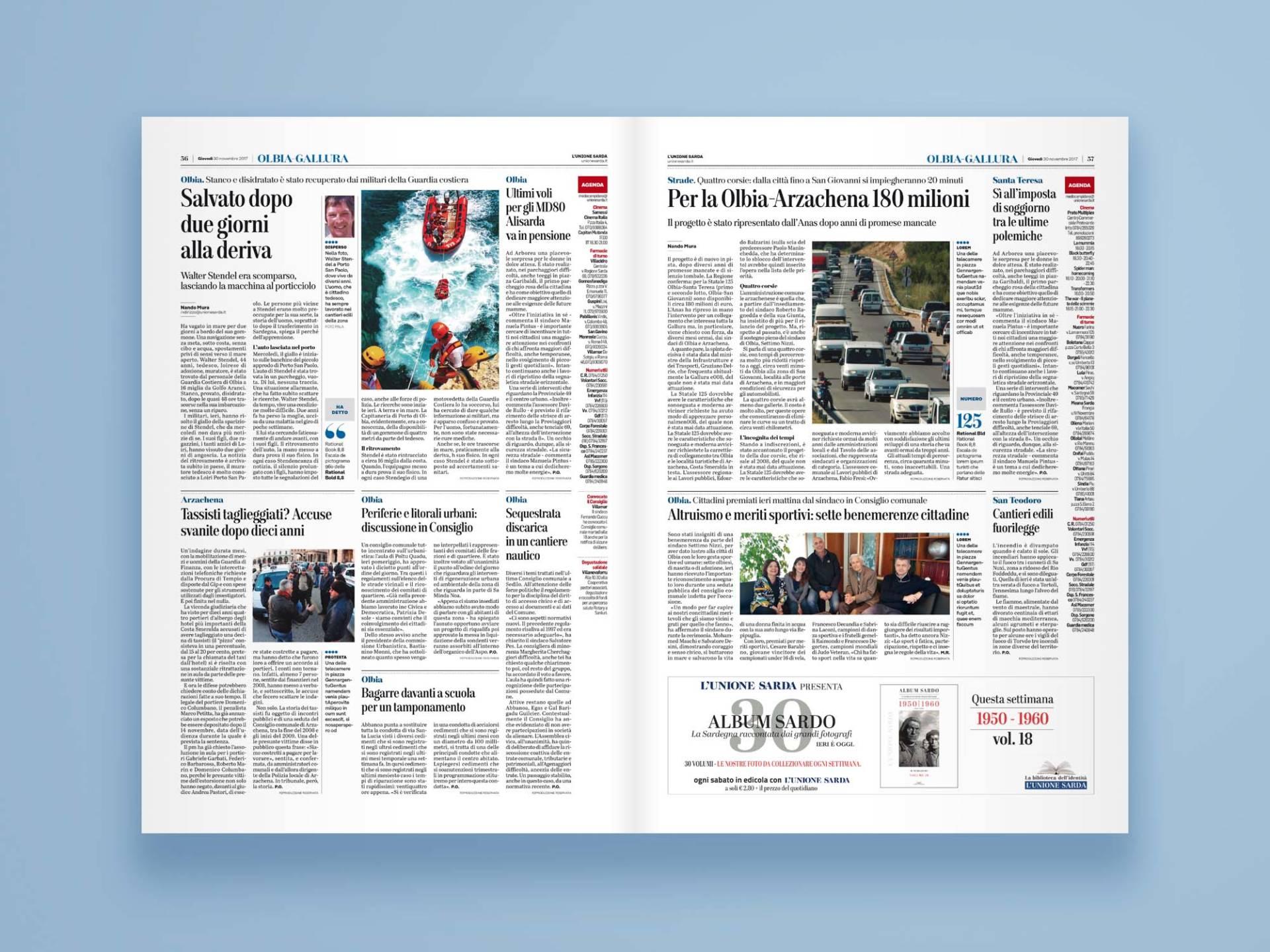 L'Unione_Sarda_06_Wenceslau_News_Design