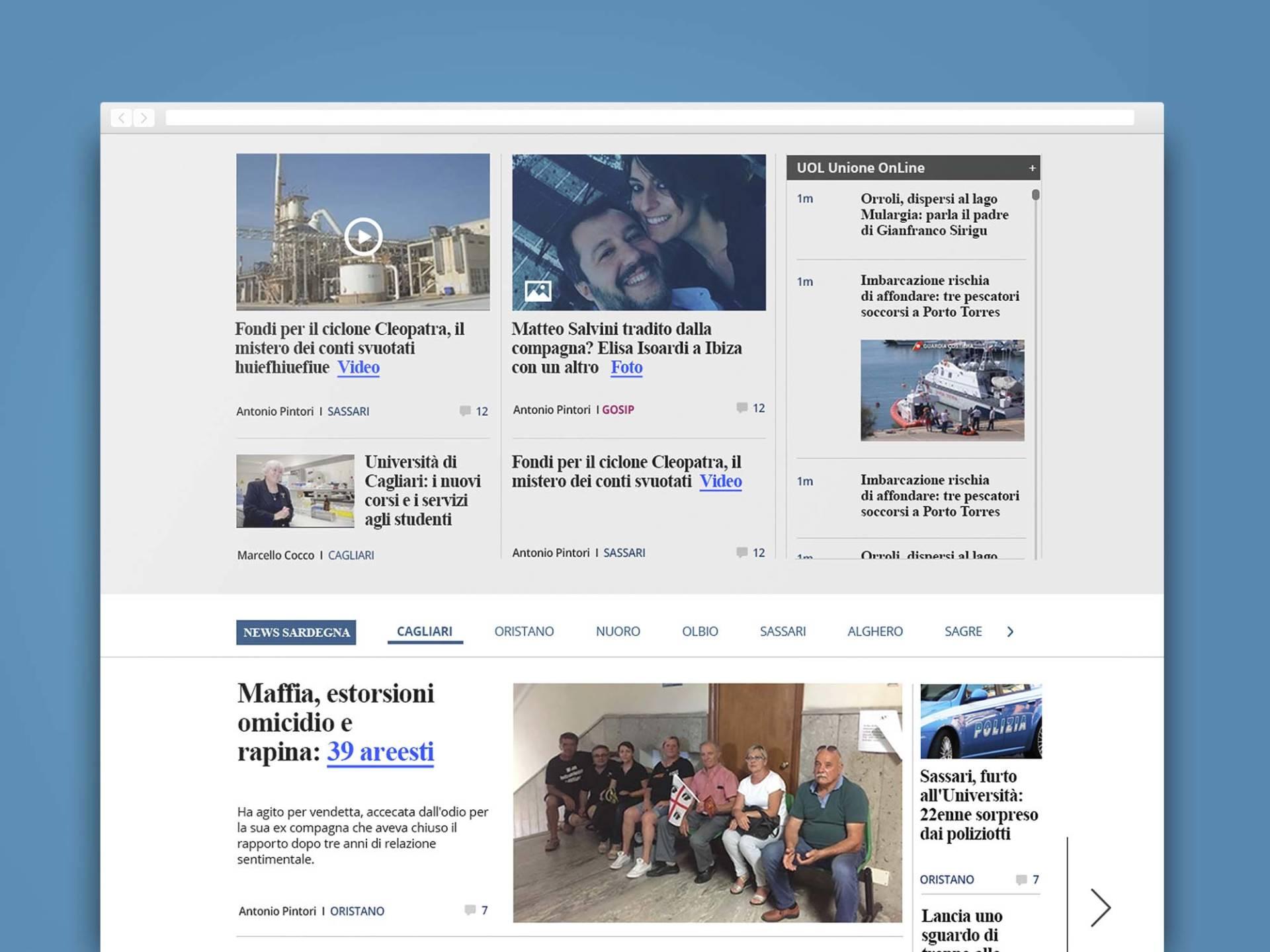 L'Unione_Sarda__Web_02_Wenceslau_News_Design