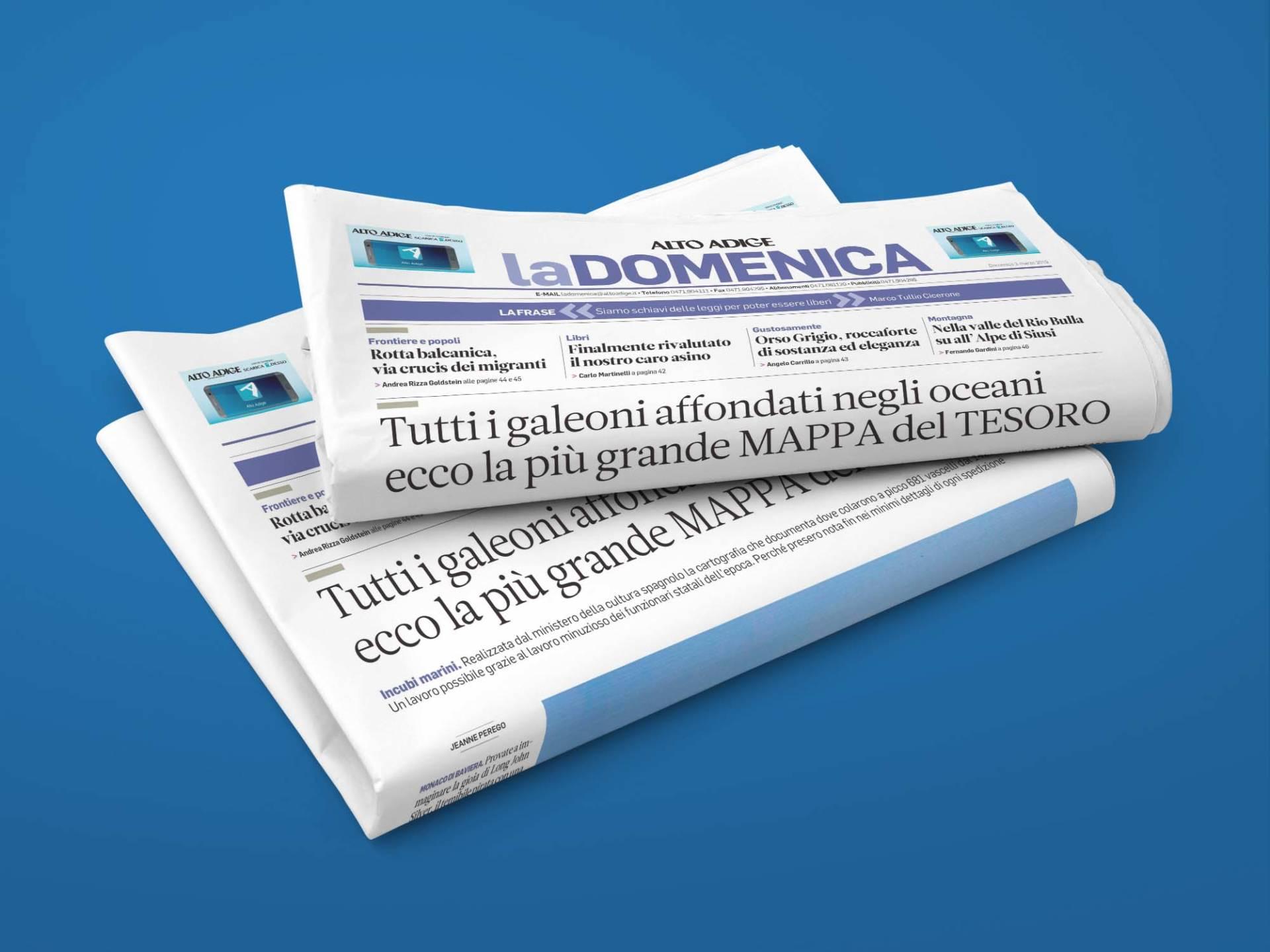 La_Domenica_01_Wenceslau_News_Design