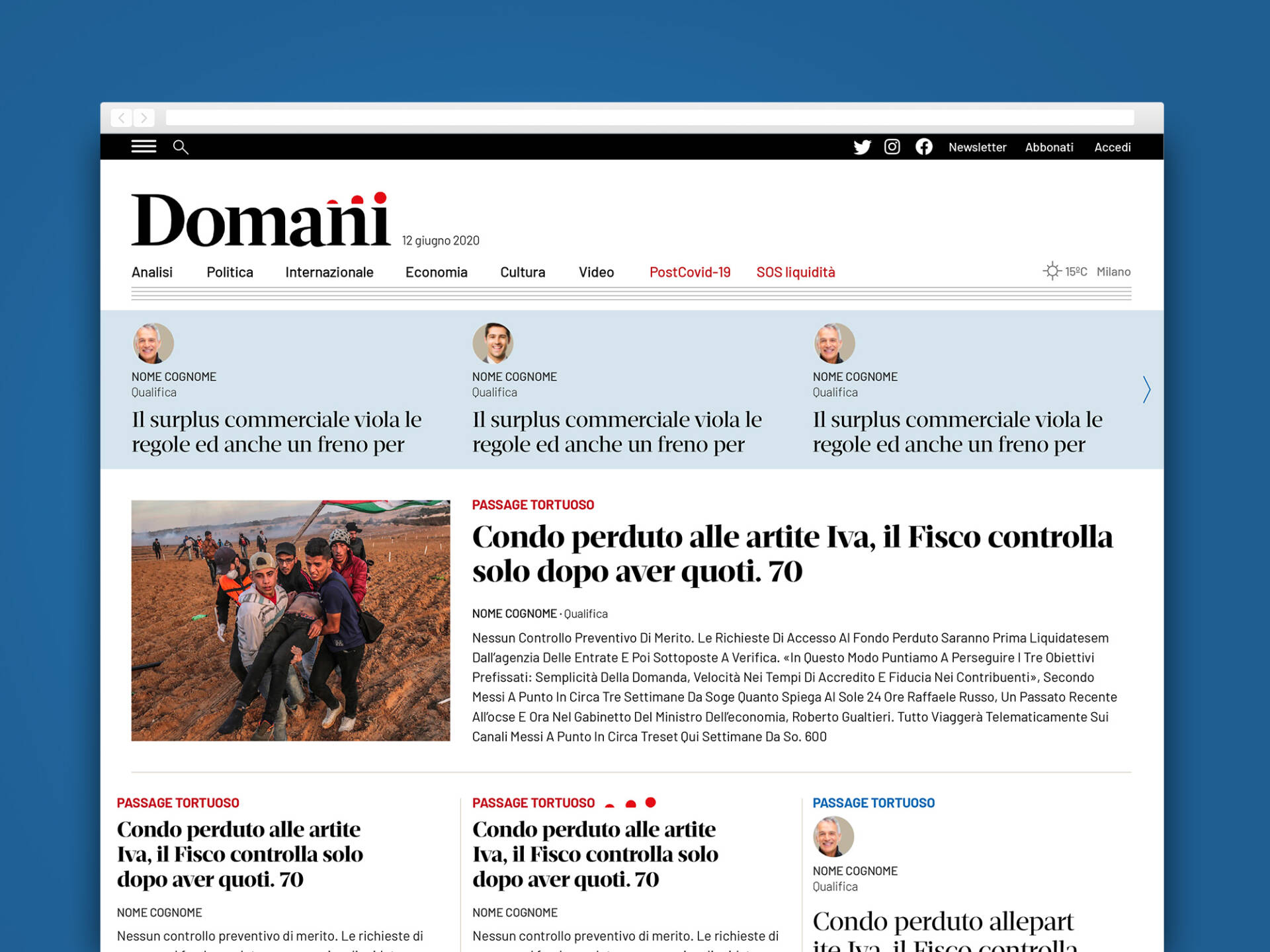Domani_Web_Wenceslau_News_Design_2